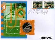 Nederland NL ECU029  1998 Koninklijke Hockeybond  cent  Postfris