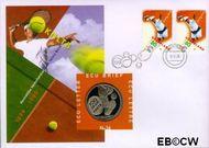 Nederland NL ECU036  1999 Kon. Ned. Lawn Tennisbond  cent  Postfris