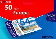 Nederland NL HB1992a  2001 Eurozegels 120 cent  Postfris