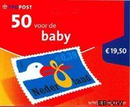 Nederland NL HBb2047A  2002 Geboorte- zegel 39 cent  Postfris
