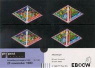 Nederland NL M116  1993 Gereduceerd tarief  cent  Postfris
