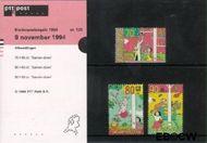 Nederland NL M129  1994 Spelende kinderen  cent  Postfris