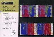 Nederland NL M143  1995 Cabaret  cent  Postfris