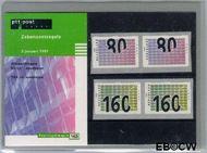 Nederland NL M163  1997 Zakenpost  cent  Postfris