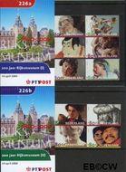 Nederland NL M226ab  2000 Rijksmuseum  cent  Postfris