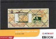 Nederland NL M235  2000 Postzegeljubileum in 2002  cent  Postfris