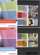 Nederland NL M241ab  2001 Tussen twee culturen  cent  Postfris