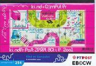 Nederland NL M254  2001 Computerspel  cent  Postfris