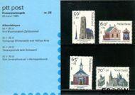 Nederland NL M28  1985 Kerken  cent  Postfris