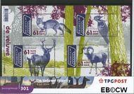 Nederland NL M301  2004 De Veluwe  cent  Postfris