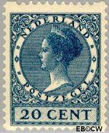 Nederland NL R67  1930 Type 'Veth' 20 cent  Gestempeld
