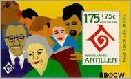 Nederlandse Antillen NA 1077  1994 Relaties tot kinderen 110 cent  Postfris