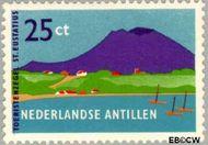 Nederlandse Antillen NA 264  1957 Toerisme 20 cent  Gestempeld