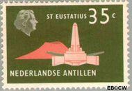 Nederlandse Antillen NA 284  1959 Landschappen 35 cent  Gestempeld