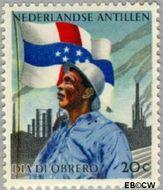 Nederlandse Antillen NA 314  1960 Dag van de Arbeid 20 cent  Gestempeld