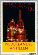 Nederlandse Antillen NA 355  1965 Olie-industrie 10 cent  Gestempeld