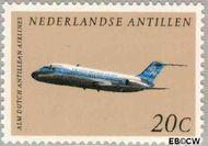 Nederlandse Antillen NA 405  1968 Vliegtuigen  cent  Gestempeld