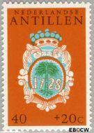 Nederlandse Antillen NA 505  1975 Ornamenten 40+20 cent  Gestempeld