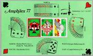 Nederlandse Antillen NA 544  1977 Amphilex '77 75+20 cent  Postfris