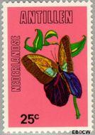 Nederlandse Antillen NA 585  1978 Vlinders 25 cent  Gestempeld