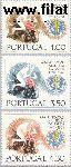 POR 1057#1059 Postfris 1968 W.H.O.