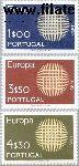 POR 1092#1094 Postfris 1970 C.E.P.T.- Vlechtwerk