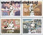POR 1301#1304 Postfris 1975 Int. Jaar van de Vrouw