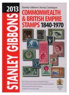 SG Commonwealth & British Empire stamps 2017 (1840 – 1970)