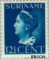 Suriname SU 244  1946 Koningin Wilhelmina 12½ cent  Gestempeld