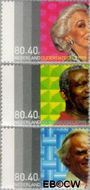 Nederland NL 1818#1820  1999 Ouderen  cent  Postfris