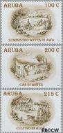 Aruba AR 414#416  2008 Aruba in het verleden  cent  Postfris