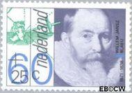 Nederland NL 1282  1983 Bekende personen 60+25 cent  Gestempeld