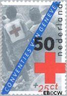 Nederland NL 1289  1983 Rode Kruis- doelstellingen 50+25 cent  Gestempeld