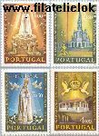 POR 1029#1032 Postfris 1967 Maria- verschijning in Fatima
