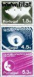 POR 1234#1236 Postfris 1974 Ingebruikname aardstation verbindingssatellieten