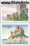 POR 1739#1740 Postfris 1988 Burchten en sloten
