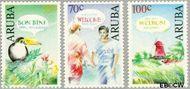 Aruba AR 100#102  1991 Toerisme  cent  Postfris