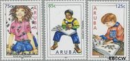 Aruba AR 352#354  2005 Kinderzegels 215 cent  Postfris