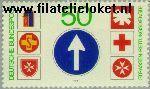 Bundesrepublik BRD 1004#  1979 Reddingsdienst  Postfris