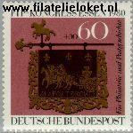 Bundesrepublik BRD 1065#  1980 FIP congres Essen  Postfris