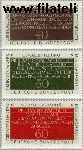 Bundesrepublik BRD 1105#1107  1981 Democratie  Postfris