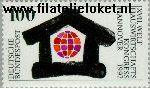 Bundesrepublik BRD 1620#  1992 Wereldeconomie- congres  Postfris