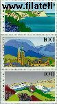 Bundesrepublik BRD 1683#1686  1993 Beelden uit Duitsland  Postfris