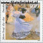 Bundesrepublik BRD 2061#  1999 Strauss, Johann  Postfris
