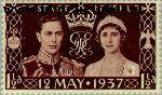 Groot-Brittannië grb 197#  1936 Koning George VI- Kroning  Postfris