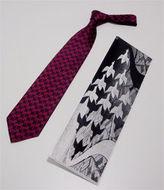 M.C. Escher stropdas rood