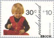 Nederland NL 1021  1972 Prinsen 30+10 cent  Postfris