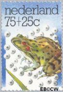 Nederland NL 1088  1976 Milieubescherming 75+25 cent  Gestempeld