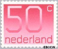 Nederland NL 1113  1979 Cijfer type 'Crouwel' 50 cent  Gestempeld