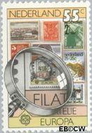 Nederland NL 1179  1979 C.E.P.T.- Geschiedenis posterijen 55 cent  Gestempeld